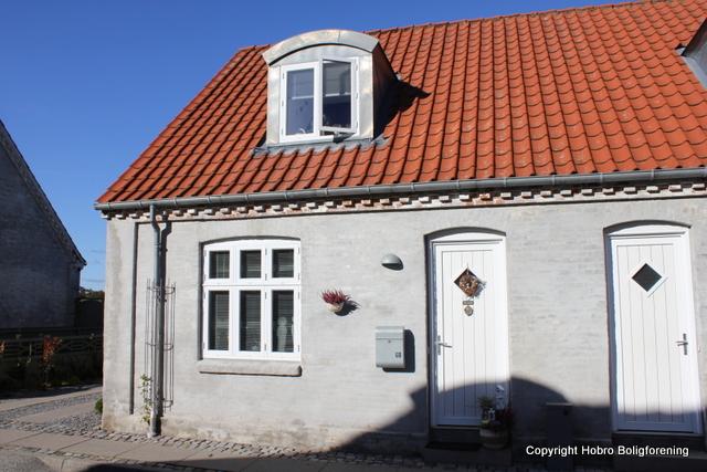 Onsildgade 4ab-8ab og 5 ab   Hobro boligforening